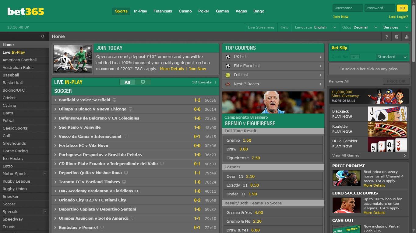 bet365-homepage